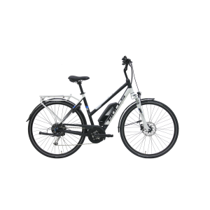 Get all the options for an urban ebike with the new CROSS E8 STEP-THRU